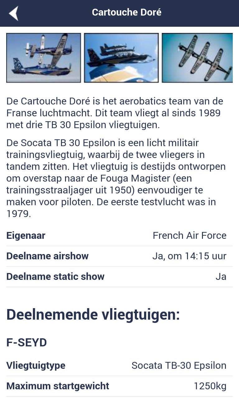 Texel Airshow
